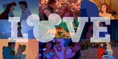 Valentine's Day Love GIFs | Oh My Disney