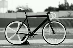 Bicycle styled to perfrection