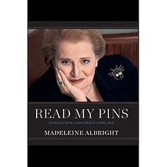 Exhibition: Read My Pins: The Madeline Albright Collection at Bowers Museum of Cultural Art Santa Ana, CA #Kids #Events