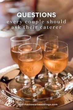 Cocktail martha party stewart