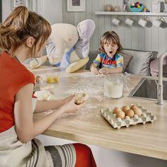 Black Red White - Senso Kitchens - kuchnia 43rd Luvak Avenue  #brw #blackredwhite #kitchen #kitcheninspiration #kitchendesign #inspiration #home #homedecor #cooking #trend #family #familytime #mother #sohn