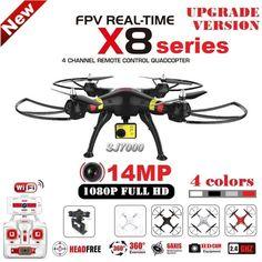 Now available on our store,  SYMA X8G X8C X8W ...  be the first in your block.  http://uniqbrands.com/products/syma-x8g-x8c-x8w-x8hg-rc-drone-with-sj7000-14mp-1080p-full-hd-wifi-camera-2-4g-4ch-fpv-quadcopter-professional-drone?utm_campaign=social_autopilot&utm_source=pin&utm_medium=pin