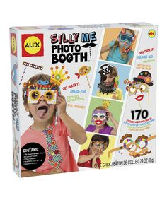 Take a look at this Silly Me Photo Booth Kit on zulily today!