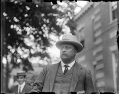 President Roosevelt at Harvard. DiscoverHarvard.com