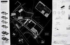 Architecture Board _2016_Urban Design Project - ARQ 346 Students: Laila Moreira, Luisa Moreira, Marcos Macedo e Victor Oliveira. Professors: Andressa Martinez e Tiago da Cunha