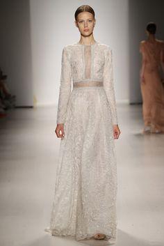 Tadashi Shoji. Top Bridal Picks from NYFW | RILEY & GREY http://blog.rileygrey.com/?p=1321 #spring2015