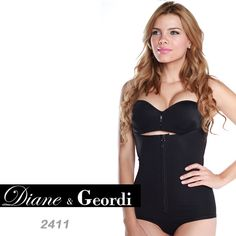 REF 2411 #FajasDiane girdle for women that can be used either as an everyday shaper or as a postpartum girdle after pregnancy. Buy Online with free shipping ->
