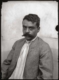 Emiliano Zapata Salazar (1879-1919), Leading Figure in the Mexican Revolution