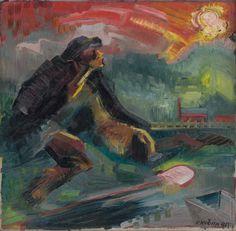 Arnold Peter Weisz-Kubínčan: Svitanie:1941