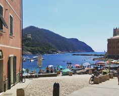 Baia del silenzio - Sesti Levante #sea #beach #summer #sun