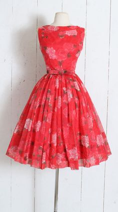 80a4b89b4ff 7211 Best 1950s Fashion images in 2019