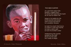 The New Hunter - Art: Dale Webster