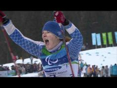 Vancouver 2010 Paralympic Winter Games - Best Moments - YouTube