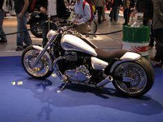 Modified 2012 Triumph Thunderbird Storm