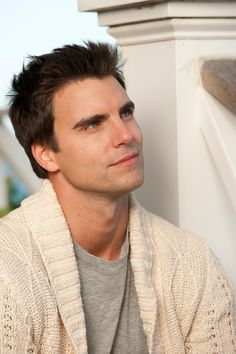 """Colin Egglesfield, the """"Tom Cruise"""" of our generation, is the hunk of the day . Colin Egglesfield (born February is an American a. Colin Egglesfield, Hot Actors, Actors & Actresses, Something Borrowed Movie, Pretty People, Beautiful People, Michigan, Star Wars, Raining Men"""
