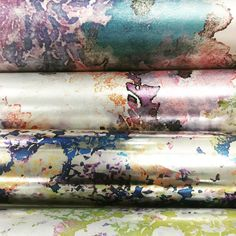 Luxury Wallcoverings and Print Design British Countryside, Foil Paper, Floral Watercolor, Watercolour, Layers Design, Natural Life, Surface Pattern, Paint Brushes, Print Design