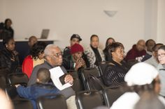 Great Audience at Empire Christian Center