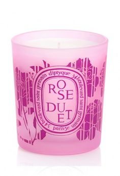 Rose Duet | diptyque Paris. I had no idea how much I was going to love this candle, and now I can't live without it!