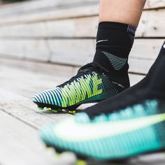 Nike has released one of the most stunning boot collections of the year this weekend. The new Nike Women& Euro 2017 football boots collection brings new colorways to the Hypervenom, Magista, Mercurial and Tiempo. Nike Football Boots, Soccer Boots, Football Stuff, Nike Cleats, Soccer Cleats, Nike Soccer, Soccer Relationships, Soccer Girl Problems, Good Soccer Players