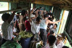 Myanmar transported: The Yangon Circular Railway | Matador Network