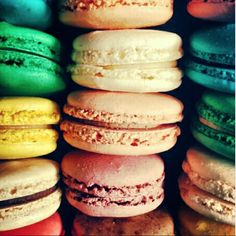 Have a Macaron of your color choice or mix and match for a colorful display! Only found at Le Parfait Paris in San Diego
