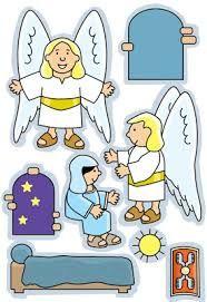 Resultado de imagem para desenhos personagens do nascimento de jesus