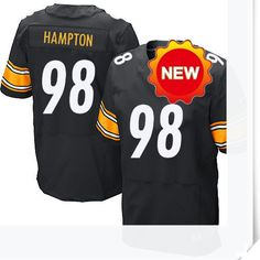 $66.00--98 Casey Hampton Jersey - Nike Pittsburgh Steelers NFL Jersey,Free Shipping! Buy it now:http://is.gd/elI9tc
