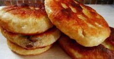 Τηγανοψωμάκια με τυρί η με ελιές με 4 υλικά!!!φανταστική συνταγή για ένα λαχταριστό πρωινό,ή για το βράδυ όταν θέλουμε να φάμε κάτι στα γ...