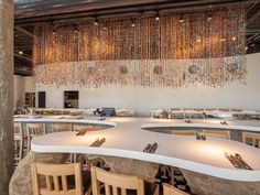 Eclectic Restaurant Interior in Tel-Aviv – Fubiz Media