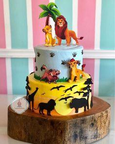 Lion King Theme, Lion King Party, Lion King Birthday, Lion Guard Birthday Cake, Lion Cakes, Lion King Cakes, Lion Gaurd Cake, Power Rangers Birthday Cake, Le Roi Lion