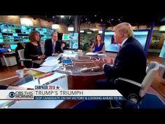 Donald Trump Full Interview with Jamiel Shaw Sr. on Jamiel's Law Show (3-2-16) - YouTube