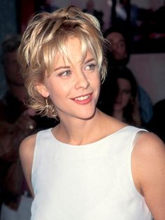 Meg Ryan - so pretty before the plastic surgery and lip enhancement!