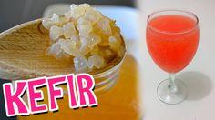 Refrigerante de Kefir | Marido Saudável