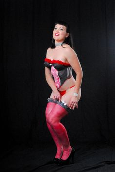 Shannon Body Paint Corset II by TonyAldridge