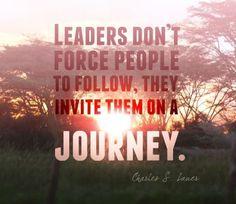 A verdadeira Liderança está relacionada com a vontade suprema do ser humano seguir as suas intenções, levando-as às acções de as concretizar através de comportamentos. Necessita de possuir amor, isto é, sentir realmente as necessidades e não os desejos daqueles que lidera.... (Ler Artigo) - http://blog.nunoprates.com.pt/blog/o-verdadeiro-significado-de-liderana