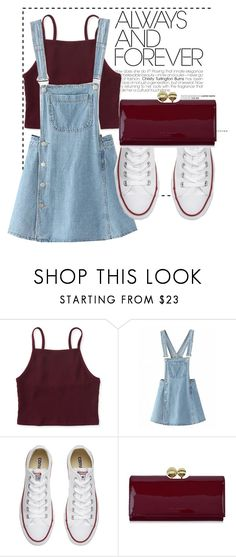 """Untitled #17"" by sandrabcmoonen ❤ liked on Polyvore featuring Aéropostale, Converse and Ted Baker"