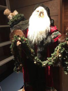 Lynn Haney Jingle All The Way Large Display Santa #LynnHaney