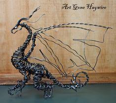 Haywire Dragon art!