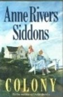 Anne Rivers Siddons is my favorite author and I absolutely loved this book. SB