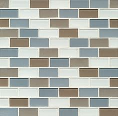 City Glass Collection contemporary-tile