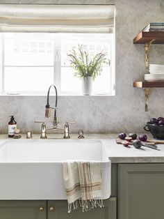 Bobby's Eclectic Traditional Design: Transforming The Kitchen & Breakfast Nook