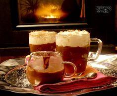7gramas de ternura: Chocolate Quente... e um Serão à Lareira!