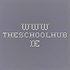 www.theschoolhub.ie Infants, Math Equations, Education, Young Children, Baby, Onderwijs, Learning, Babies, Toddlers