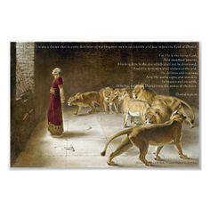 Daniel 6:26-27 ~ in the lion's den