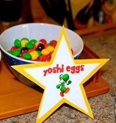 Super Mario Party - Yoshi Eggs (Skittles)