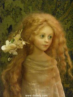 Anna Abigail Brahms Collectible Dolls