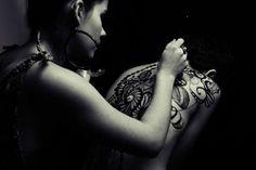 Roman Gabriella  Henna Tattoo