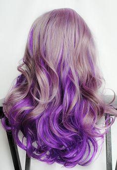 SALE // Lilac Frost // Lavender Pastel Purple by MissVioletLace
