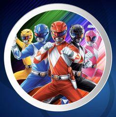Power Rangers Poster, Original Power Rangers, Go Go Power Rangers, Power Rangers Season 1, Spiderman 2002, Power Rangers Megazord, Cartoon Wallpaper Iphone, Pop Culture Art, Mighty Morphin Power Rangers
