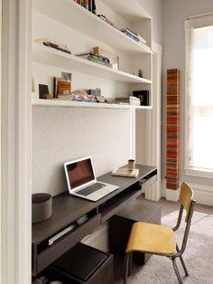escrivaninha com estante de tv para quarto de casal pequeno - Pesquisa Google